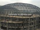 China Honglu Steel Structure Greenhouse Construction