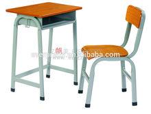 School supply, School desk, School furniture desk chair
