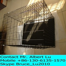 Pet Cage,Dog Cages folding metal dog crates