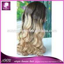 pretty body wave 100 brazilian virgin hair full lace wigs remy human hair best selling full lace wig