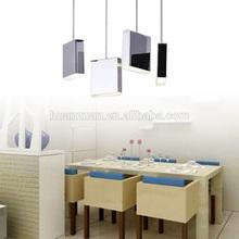 square boxed pendant led lamp,dining room ,new led luminaire