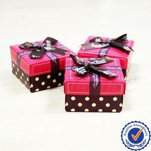 Customized Fancy Design Jewellery Boxes
