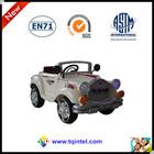 SGS remote control plastic ride on car children jeep rc