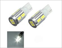 Super bright 12v led T10 5630 W5W tuning spot lights bulbs lamp bulb 12v spotlights wheels for car auto,car led tuning light
