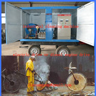 GYB-3 Electric 380V tube cleaning equipment high pressure tube cleaning equipments