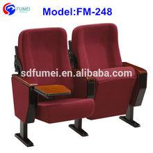 Modern fixed auditorium seat FM-248