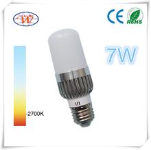 High Power 7W E27 white led bulb light,HOT 7w led bulb, led bulb 7w