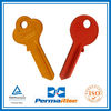 top quality various colors aluminum house key blank