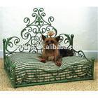 China manufacturer metal pet bed