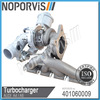 Turbocharger for Audi A4 / A6 2.0T - Passenger car turbo charger - 53039700087 , 53039700106
