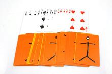 custom bingo magic paper playing card