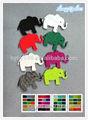 #14051503 lovely forma de elefante design ornamento de feltro