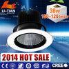 2014 new 6w 12w 18w 25w 36w CREE dimmable led down light/cob downlight /cob led downlight