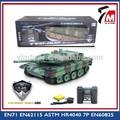 تصميم جديد مقياس 1 20 2.4g 12 ظائف البلاستيك دبابات لعبة rc