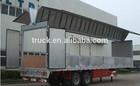 Diesel 5 Tons Truck Lhd/ Rhd Daf Mobile Food Truck,Mini Truck Food