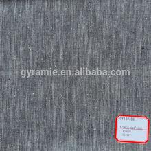Yarn Dyed Ramie/Cotton Spandex Fabric