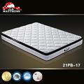 2014 novo design esponja colchão da cama da fábrica chinesa 21pb-17
