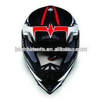 ECE Standard MX-1of cross carbon helmet