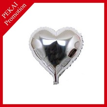 Hot air Foil Balloons with Heart-shape