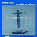 pop wand acryl gläser inhaber