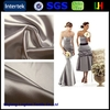 Wholesale woven 100%polyester wedding dress satin fabric