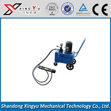 Advanced hydraulic Prestressed post saw blade tension tensioning machine