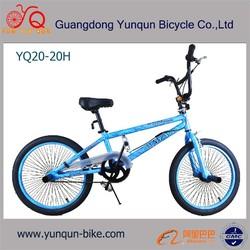 "20""BMX style children bicycle /Performance Bike for kid&children /Mini Bmx Bike With 365 degree cycling handlebar"
