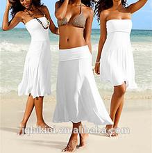 US$2.99 HOT Multi-wear convertible 2014 transformable Sexy women summer beach wear beach dress wrap beach skirt clothes