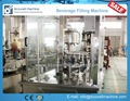 Ligne de production et de mises en bouteilles eau minérale PET 3 en 1