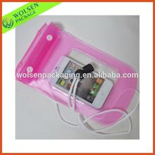 Personalized PVC bag/ PVC waterproof bag for phone/ Waterproof pvc bag