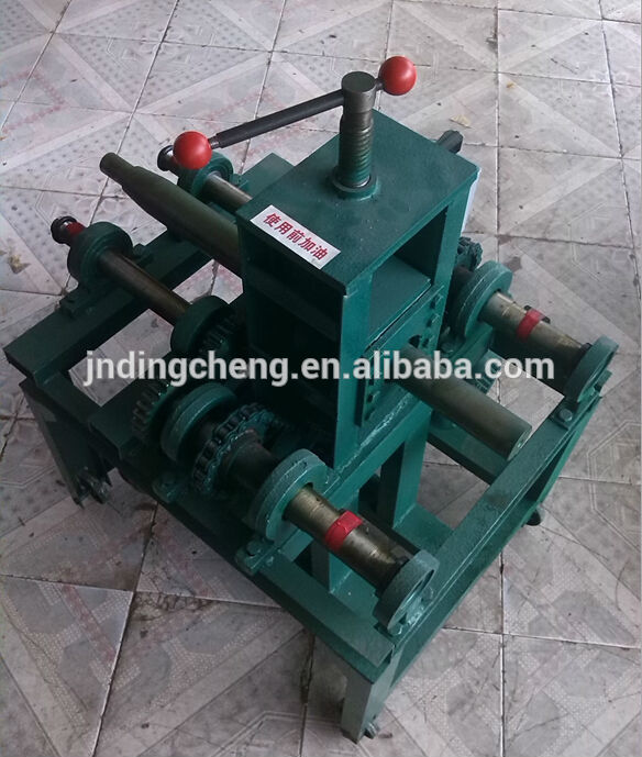 square pipe bending machine