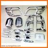 Chrome parts for toyota hilux vigo accessories