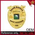baratos personalizados de metal oficial de insignias militares
