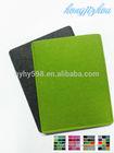 2014 fashion hot sale felt cover for ipad case