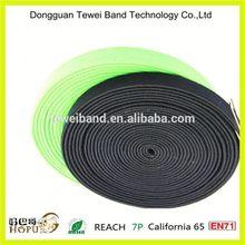 Silicone rubber elastic,fancy elastics for garments