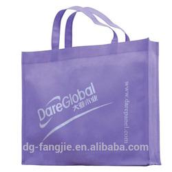 China manufacture eco-friendly colorful pp non woven shopping bag non woven bag