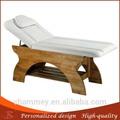 madeira facial tabela do salão de beleza venda cama salão de beleza cama de serviços