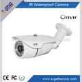 Telecamera esterna sorveglianza impermeabile 1.3mp visione notturna cctv telecamera ip fabbrica di shenzhen