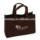 Recycled PP non Woven Bags China, Customized PP Nonwoven Shopping Bag, Picture Printed Non Woven pp Shopping Bag