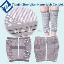 Nano tourmaline warm knee support sports knee sleeve factory