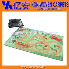 Kids school kindergarten eco-friendly PVC rug