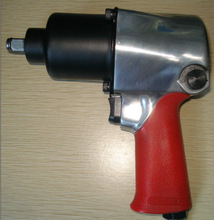 twin hammer mechanism adjustable power regulation Impact Wrench