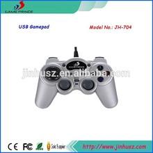 High quality of USB Double Vibration GamePad, Original PC game machine