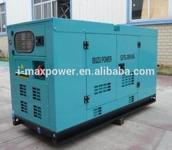silent japan denyo diesel generator