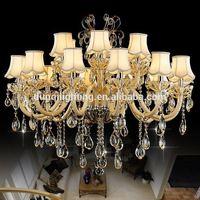 2014 Fashion hot sale luxury chandelier lighting crystal