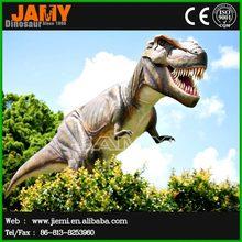 Animatronic Dinosaur Robot Simulation T-rex Model