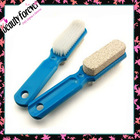 High quality foot care pedicure foot scrubber