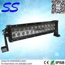 LED Light Bar 16.6 inch CR EE 72 Watt flood lighting cree leds work light,flood spot combo beam, for truck,off road,SS-11072