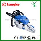 Gas/petrol 2 stroke chainsaw