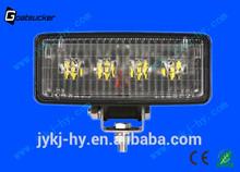 Novo estilo automobile accessary12w led de condução de luz para trator para Kia Carens acessórios